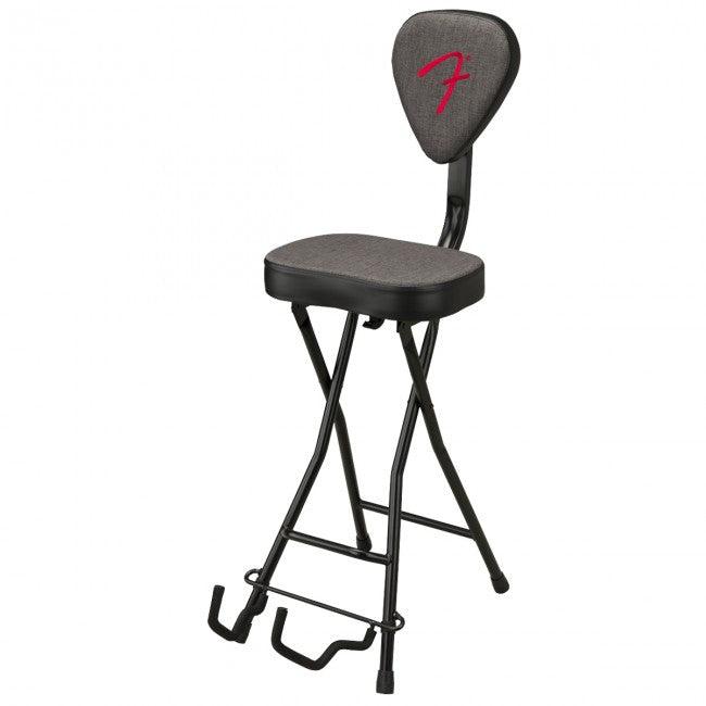Fender 351 Studio Seat Guitar Stool/Stand Combo