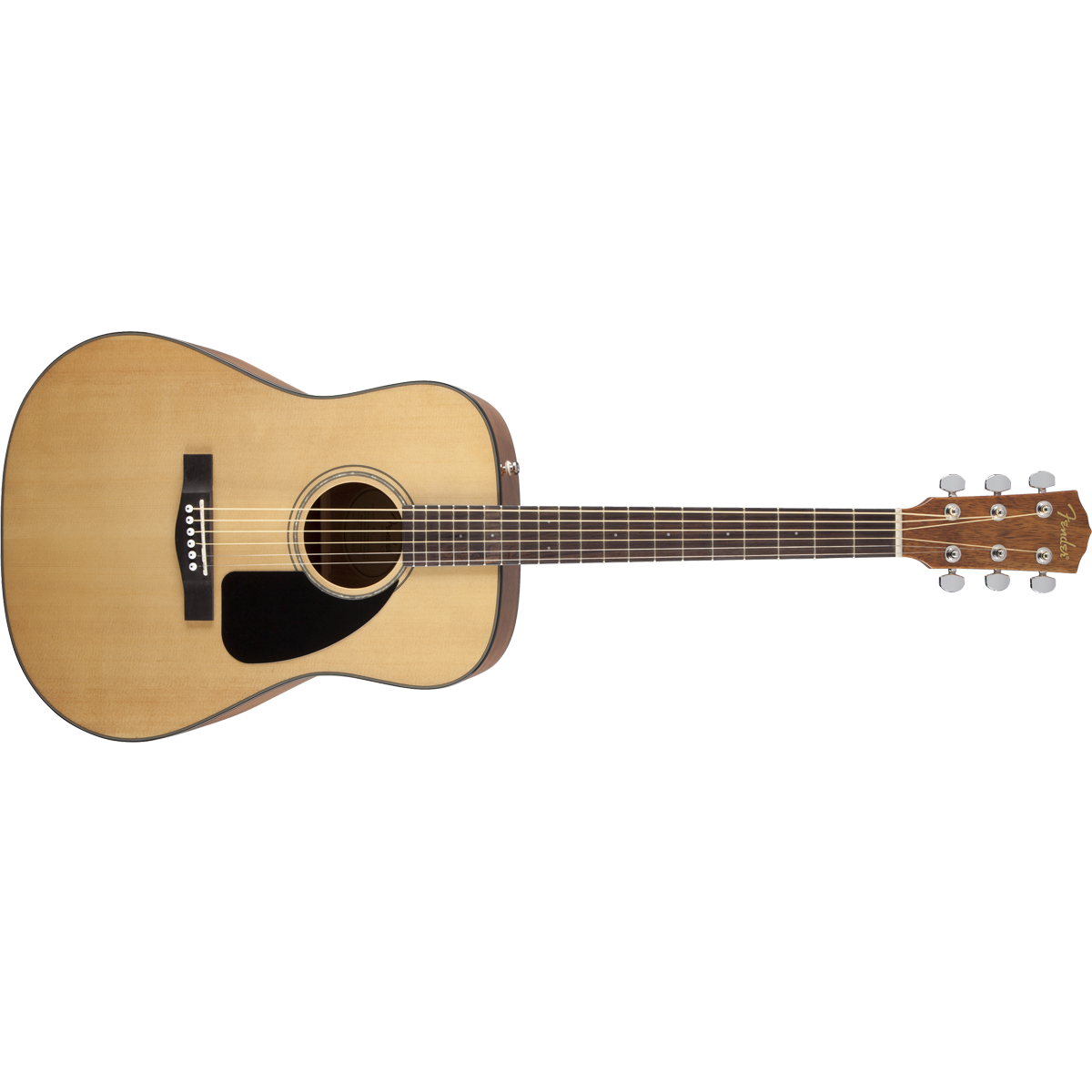 Fender CD-60 Acoustic Guitar Dreadnought V3 DS Natural - 0970110521