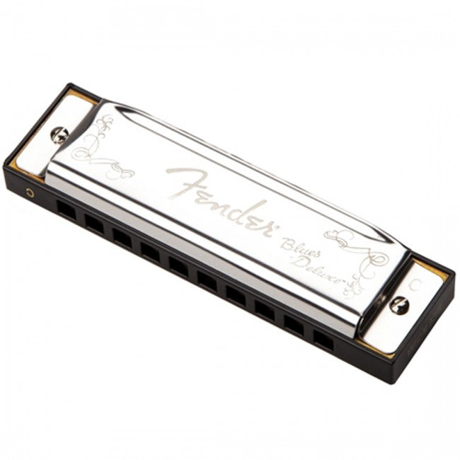 Fender 0990701004 Harmonica Blues Deluxe D