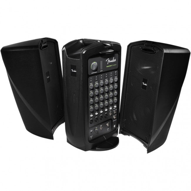 Fender Passport Event Series 2 Portable PA System 375w w/ Bluetooth - 6943003900 Angle