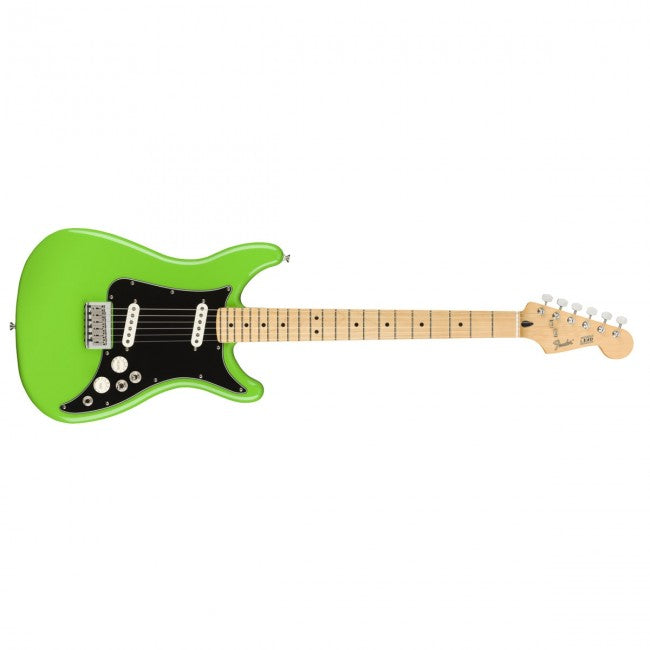 Fender Player Lead II Electric Guitar MN Neon Green