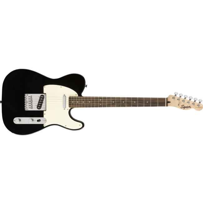 Fender Squier Bullet Telecaster Electric Guitar Black - 0370045506