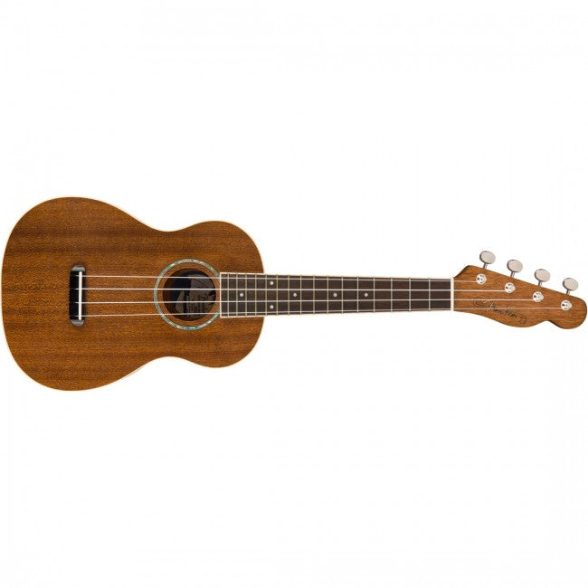 Fender Zuma Concert WN Natural Ukulele