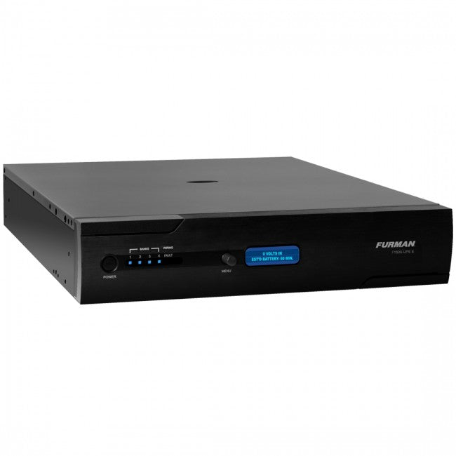 Furman F1500-UPS E UPS Uninterruptible Power Supply