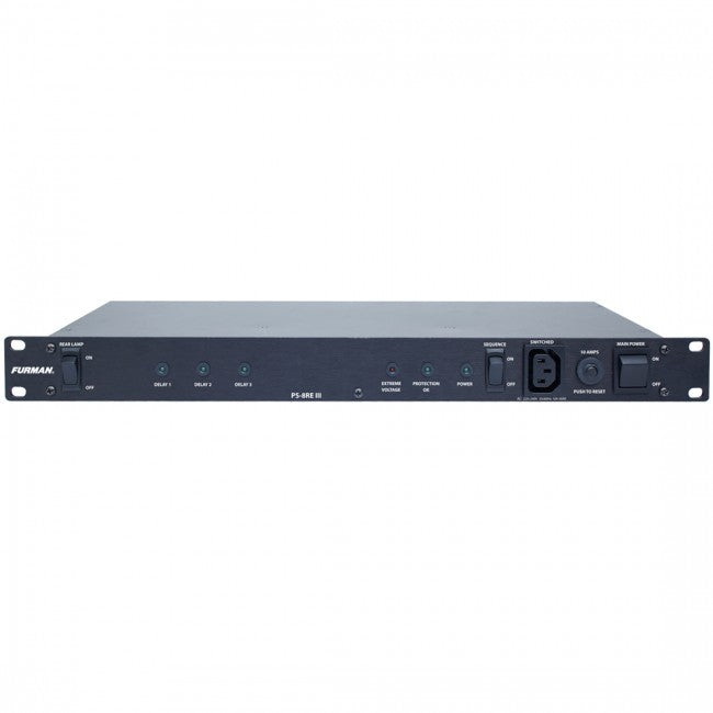 Furman PS-8RE Series III Power Conditioner Back