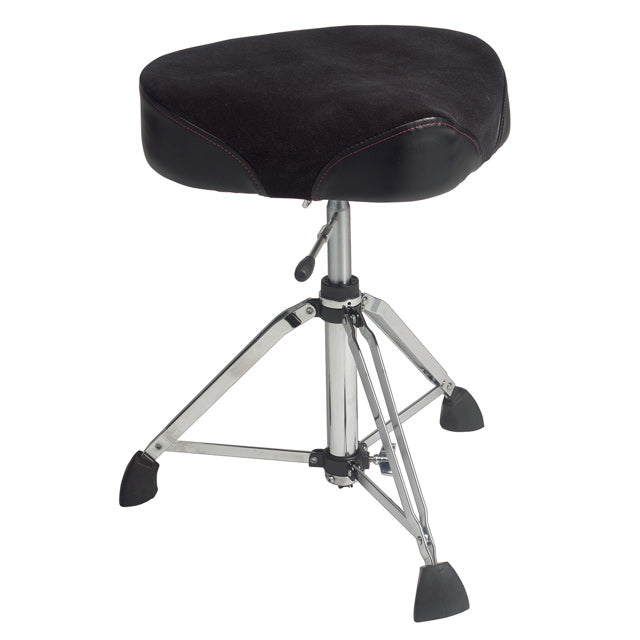 Gibraltar 9608HM Drum Throne Stool Hydraulic Moto-Style GI9608HM