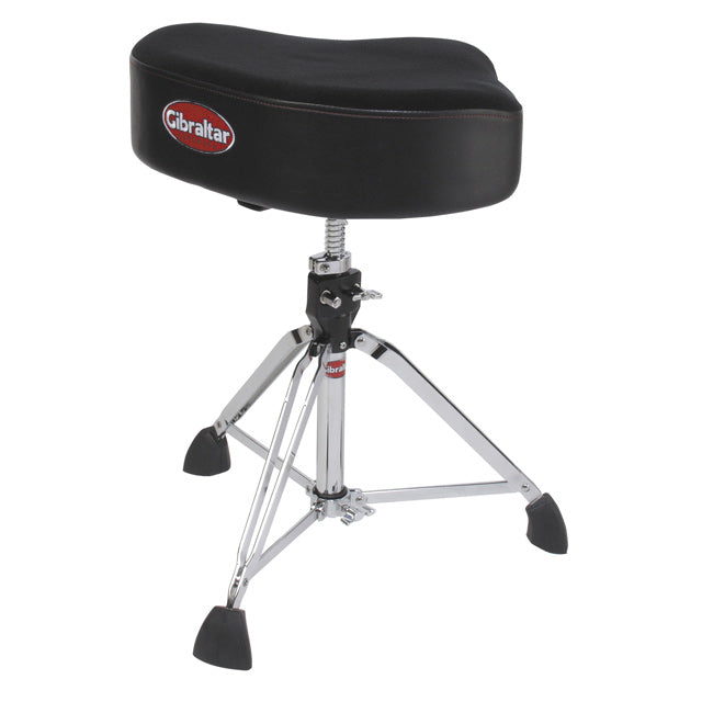 Gibraltar 9608OS Drum Throne Stool Oversized Motorcycle Style GI9608OS