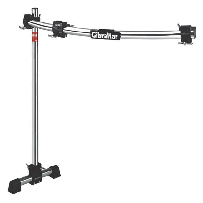 Gibraltar GRS150C Road Series Curved Right/Left Side Rack Extension