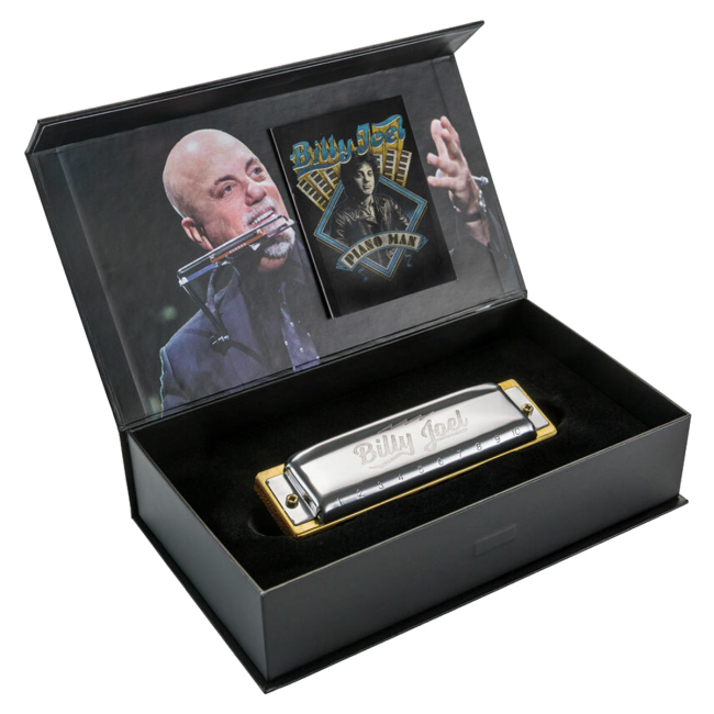 Hohner BILLY JOEL Signature Series Harmonica
