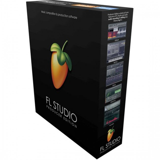 Image Line Producer Edition FL Studio 20
