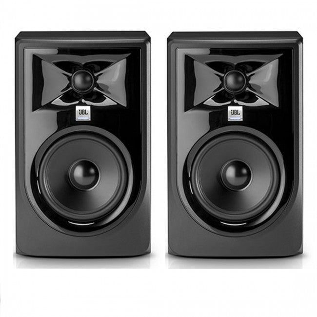 2 x JBL LSR306 MKII Powered Studio Monitor Pair