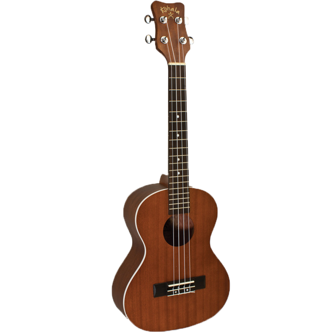Kohala Akamai Series Tenor Ukulele Natural Satin Uke w/ Pickup