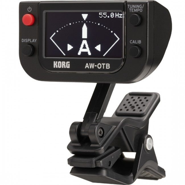 Korg AW-OTB Clip-On Guitar Tuner