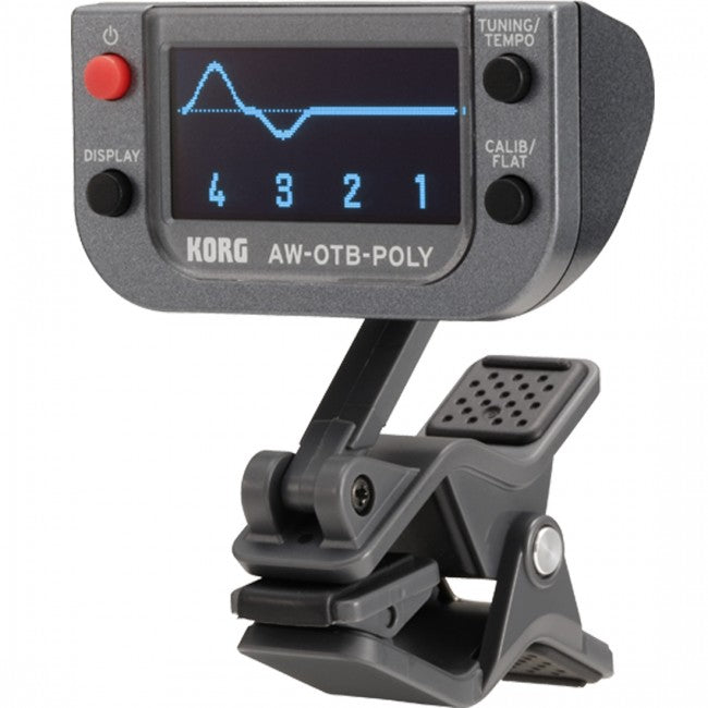 Korg AW-OTBP Clip-On Bass Guitar Tuner