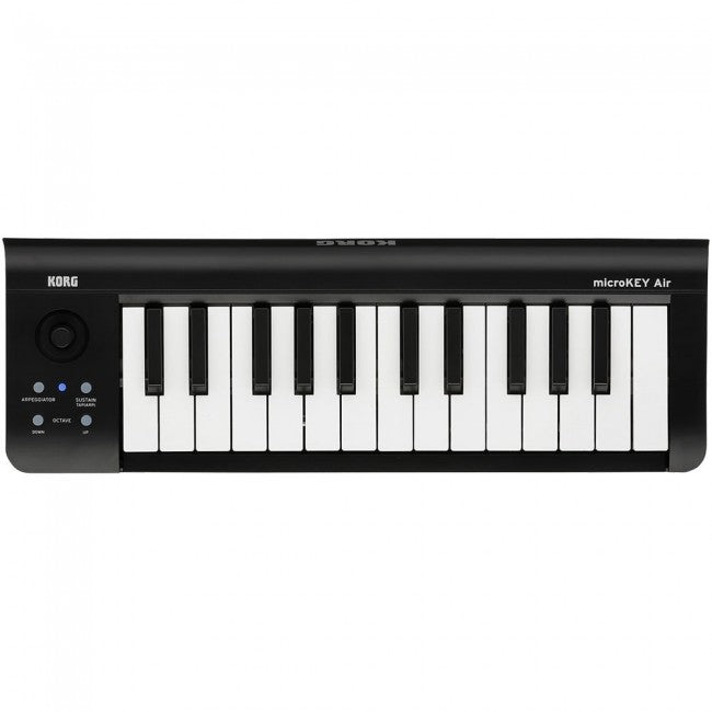 Korg MicroKey 2 Air 25-Key Bluetooth MIDI Controller
