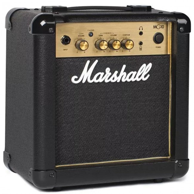 Marshall MG10G Guitar Amplifier Combo 10W - NEW MG GOLD SERIES