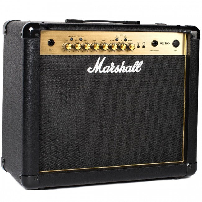 Marshall MG30GFX Electric Amp Combo 30W - NEW MG GOLD SERIES