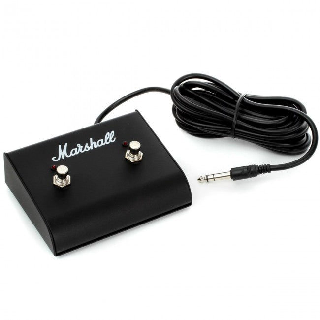 Marshall : PEDL-91003: Dual Latching LED Footswitch