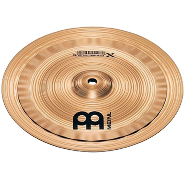Meinl 0810ES Generation X 8inch/10inch Electro Stack Cymbal