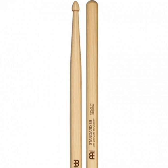 Meinl 102 Standard 5B Wood Tip Drum Sticks