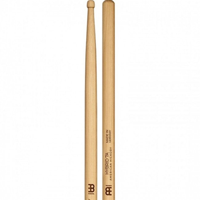 Meinl 105 Hybrid 7A Wood Tip Drum Sticks