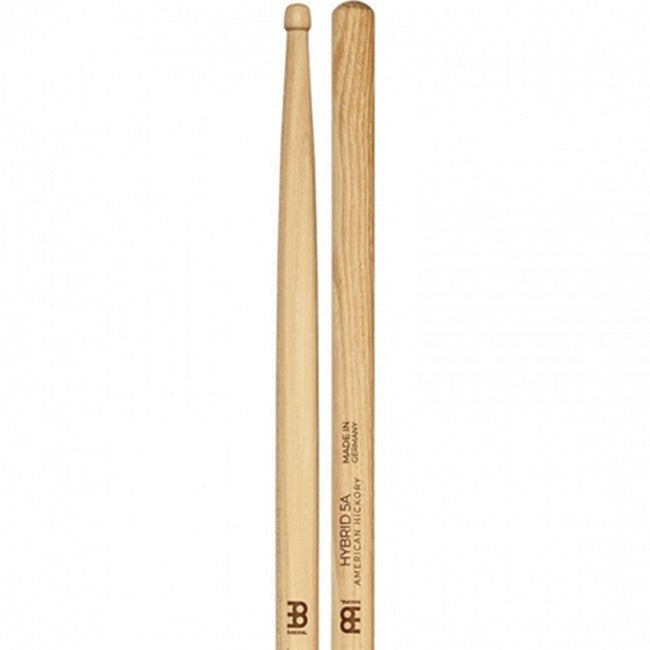 Meinl 106 Hybrid 5A Wood Tip Drum Sticks