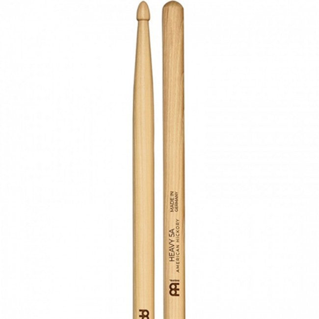 Meinl 108 Heavy 5A Wood Tip Drum Sticks