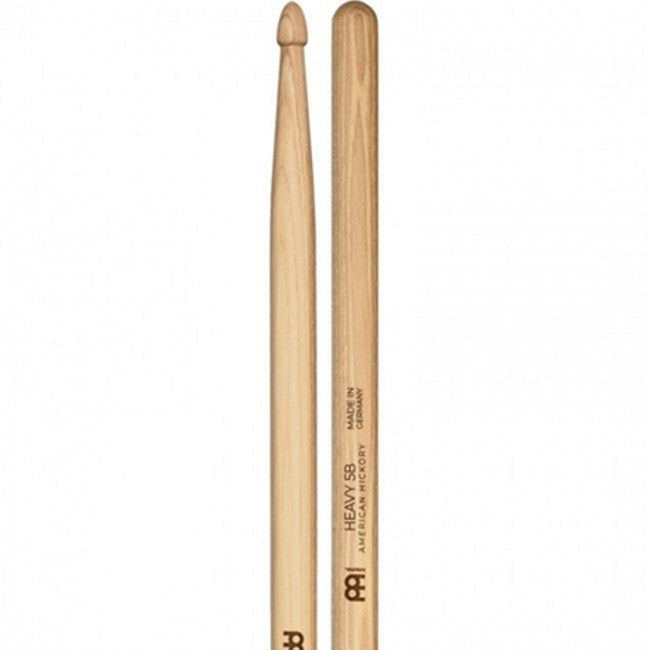 Meinl 109 Heavy 5B Wood Tip Drum Sticks