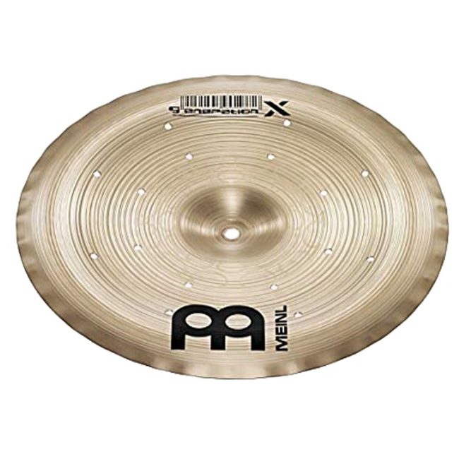 Meinl 10FCH Generation X 10inch Filter China Cymbal