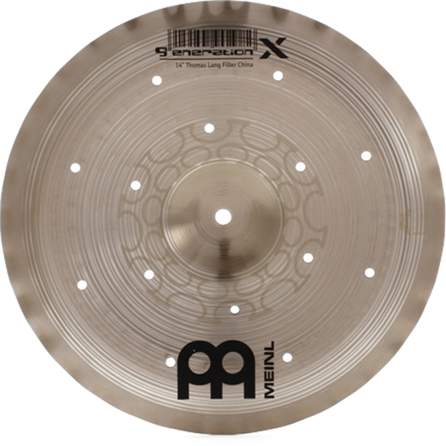 Meinl 14FCH Generation X 14inch Filter China Cymbal