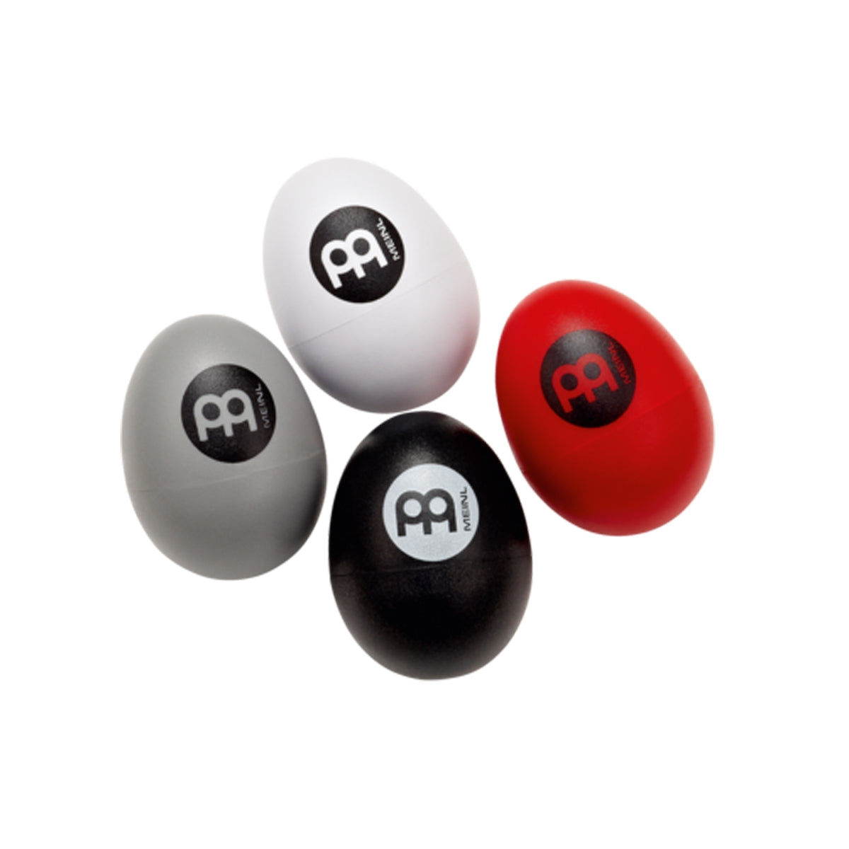 Meinl ES-SET Egg Shakers Assortment Of Four Sounds