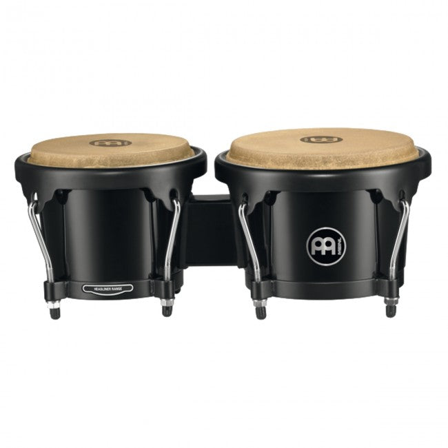 Meinl HB50BK Journey Series Bongo 6.5 & 7.5inch ABS Black