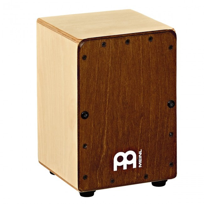 Meinl MC1AB Mini Cajon Almond Birch Frontplate