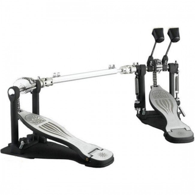 Natal Pro Series Double Bass Drum Pedal - Fast Cam