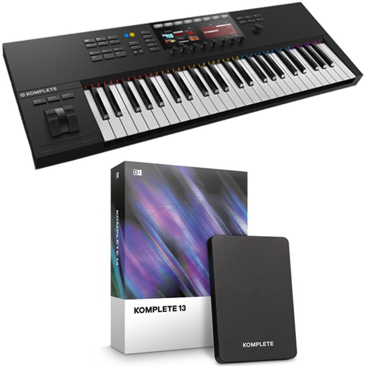 Native Instruments Komplete Kontrol S49 MK2 + Komplete 13 Software
