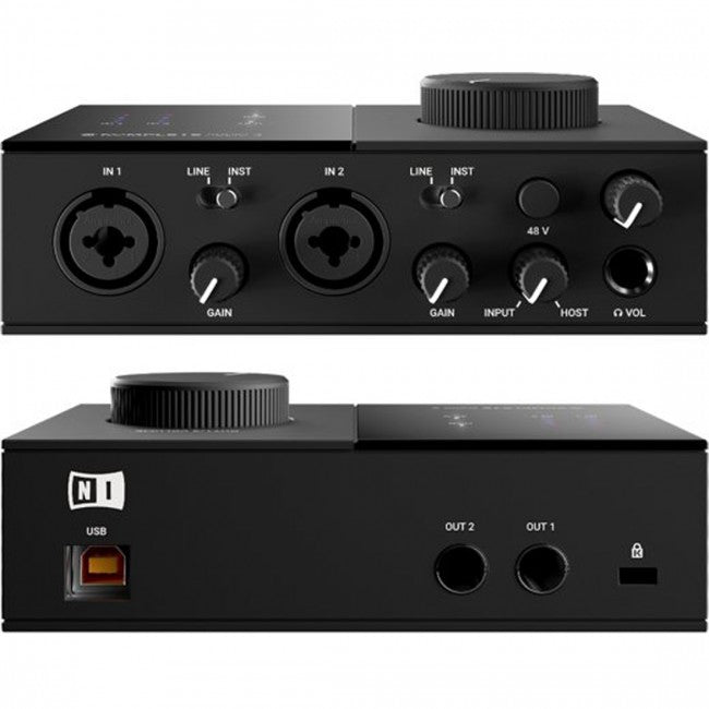 NI Komplete Audio 2 Interface