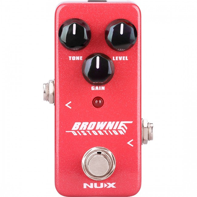 NU-X Brownie Distortion Pedal
