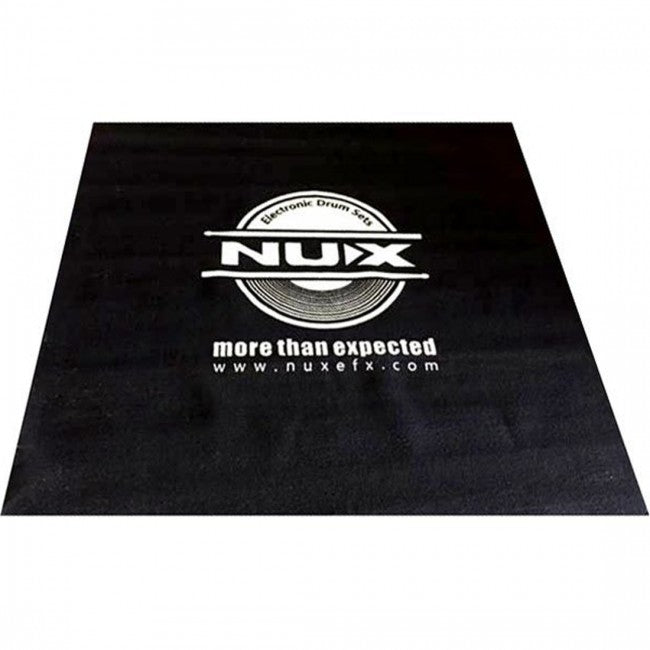 NU-X Drum Mat Floor Rug 1300x1300mm
