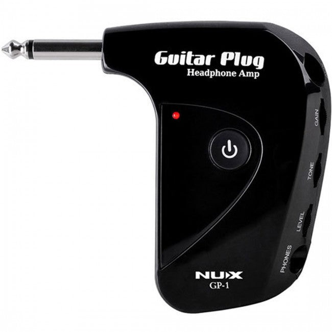 NU-X GP-1 Guitar Plug Headphone Amp