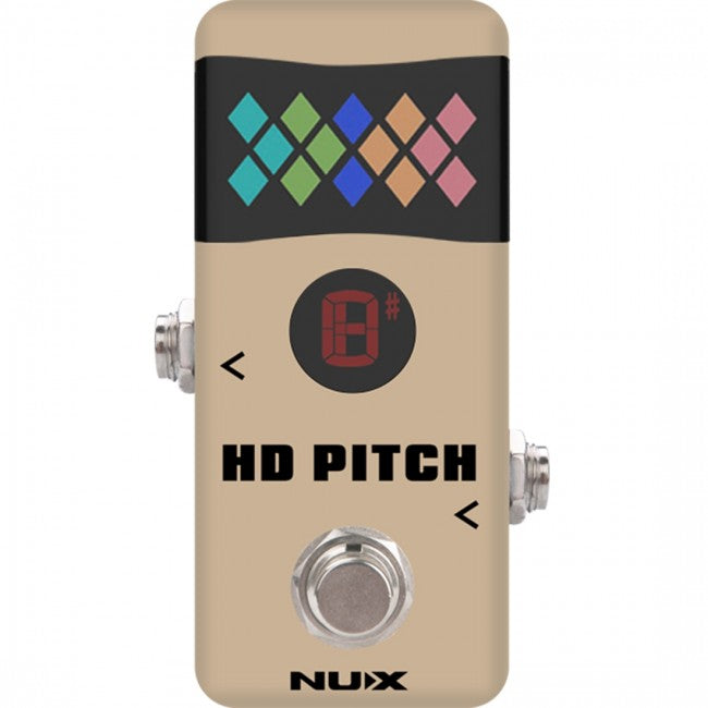 NU-X HD PITCH Tuner Pedal
