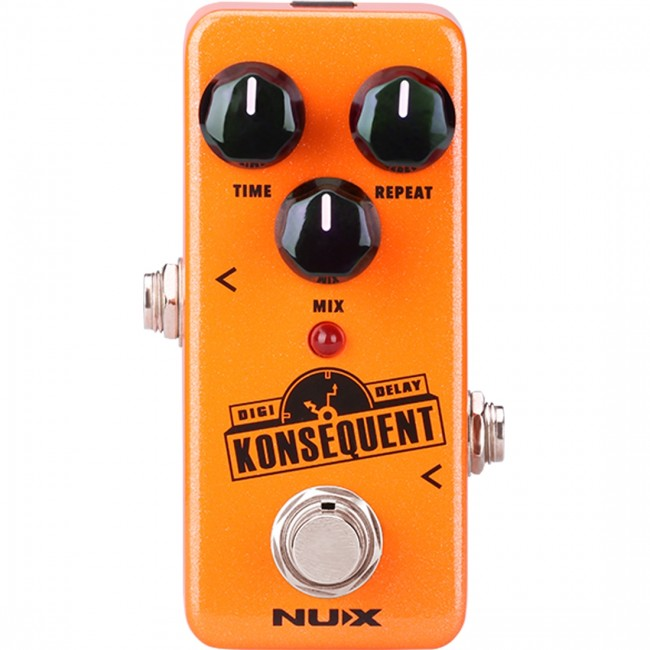 NU-X Konsequent Digital Delay Pedal