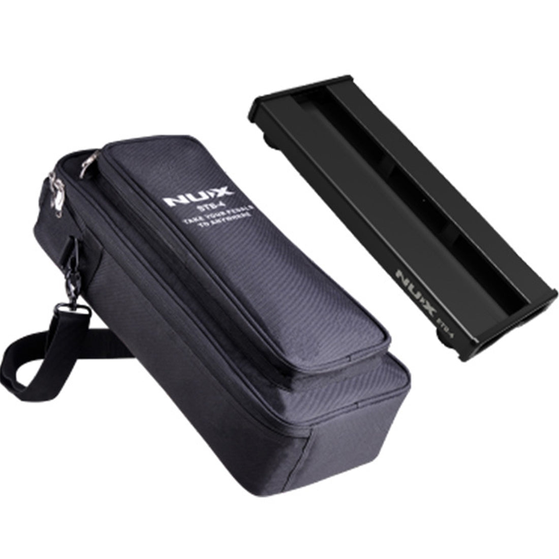 NU-X STB-4 Pedal Board w/ Bag