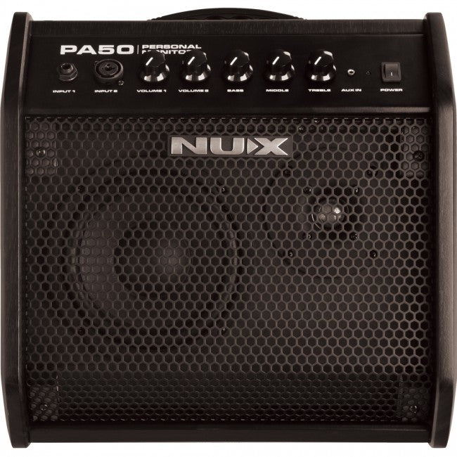 NU-X PA-50 Personal Drum Amp