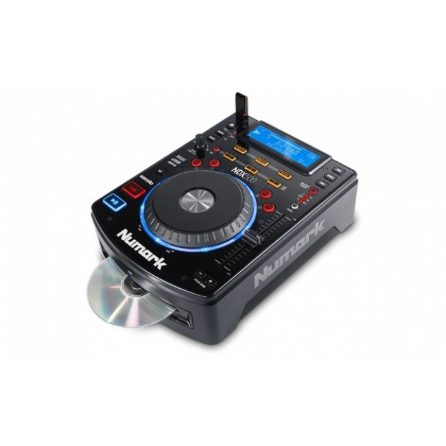 Numark NDX500 DJ Tabletop Mp3/CD Player With USB