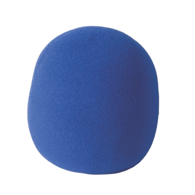 ONSTAGE ASWS58BL BLUE WINDSCREEN