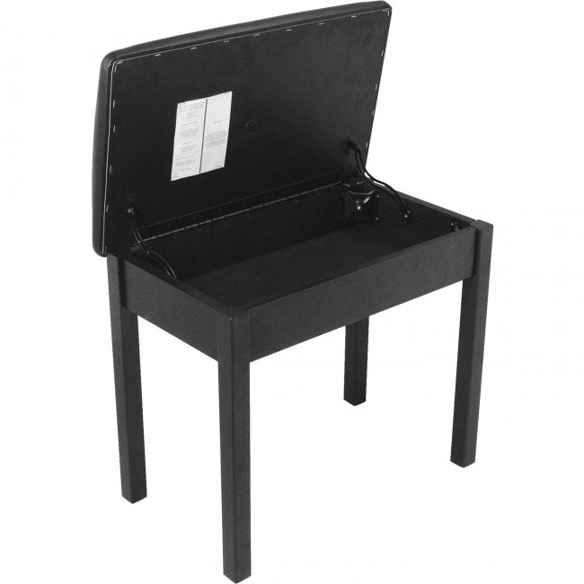 Onstage KB8902B Keyboard Storage Stool