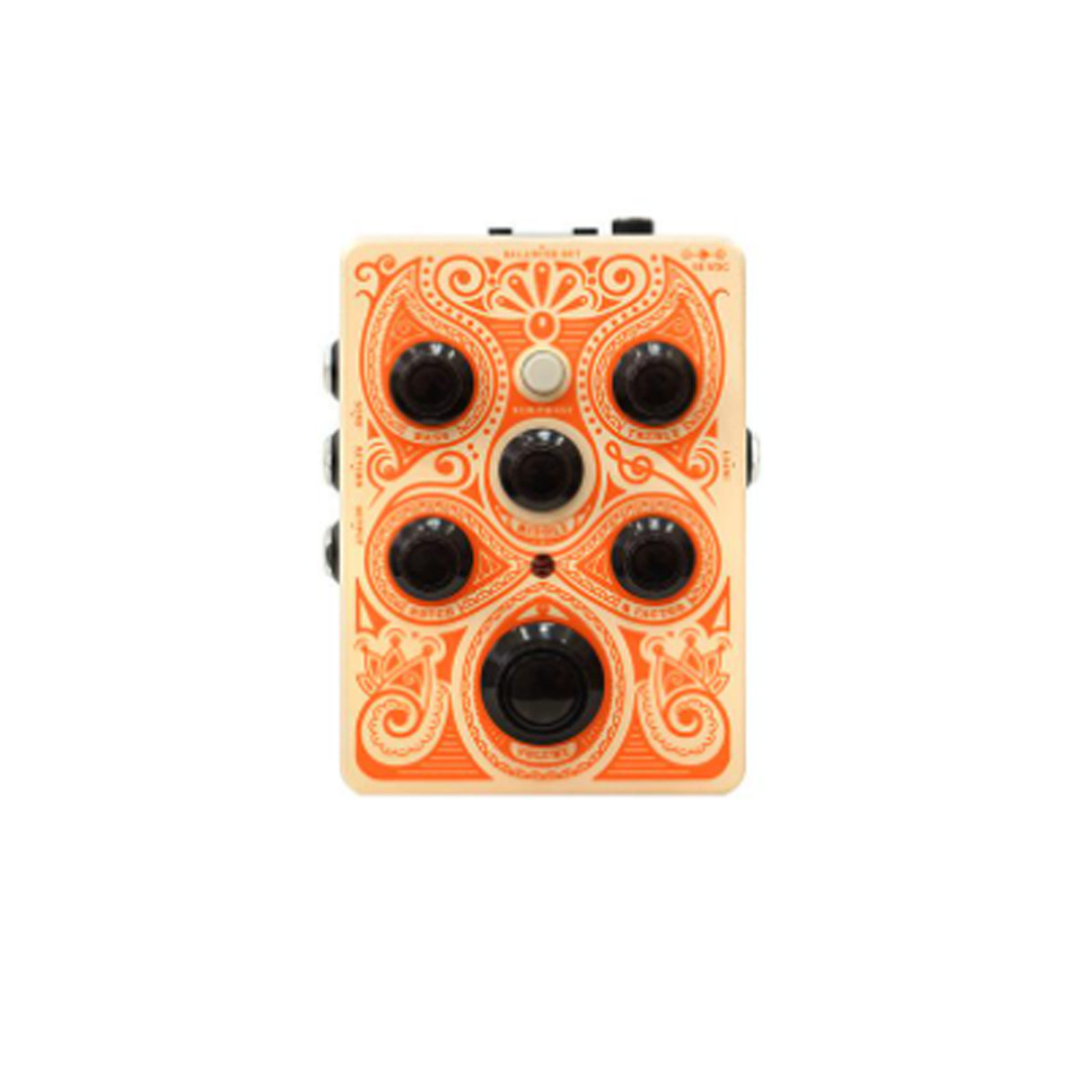 Orange Acoustic Pre Amp Pedal