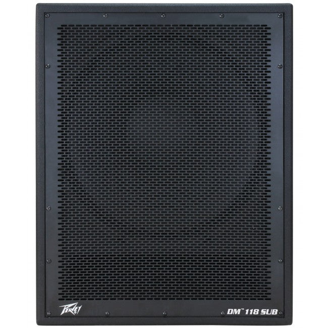 Peavey DM 118 Sub Dark Matter Series Active Subwoofer