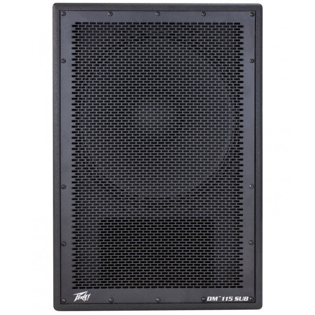 Peavey DM 115 Sub Dark Matter Series Active Subwoofer 800W