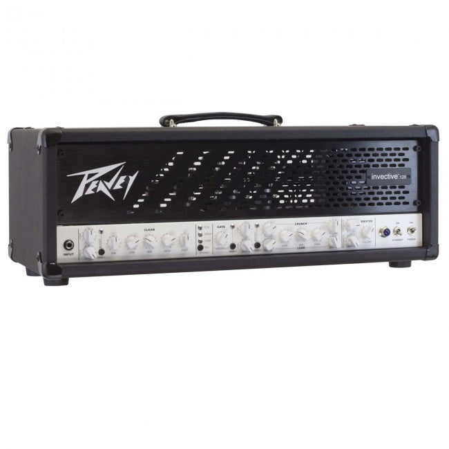 Peavey Invective 120 Guitar Amplifier 120w Head Amp